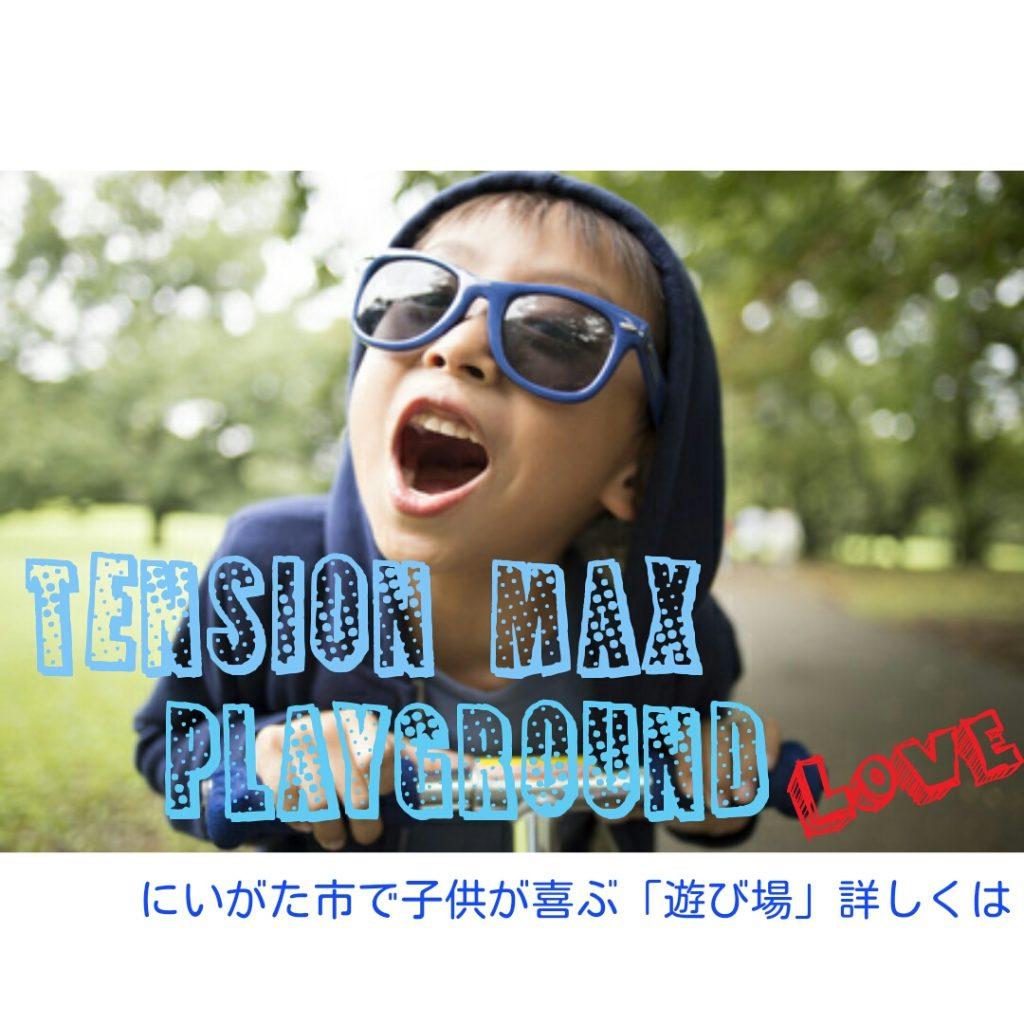 新潟市の子供が喜ぶ遊び場