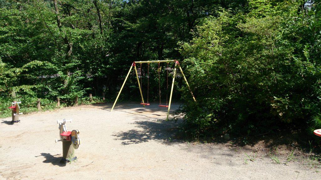 秋葉山公園遊具