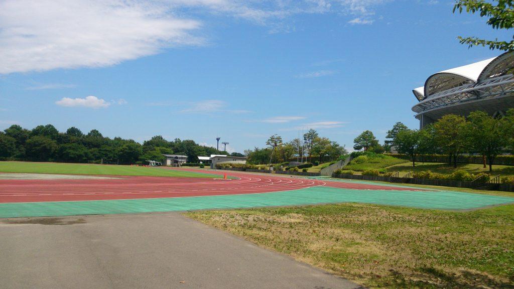 新潟県スポーツ公園グランド
