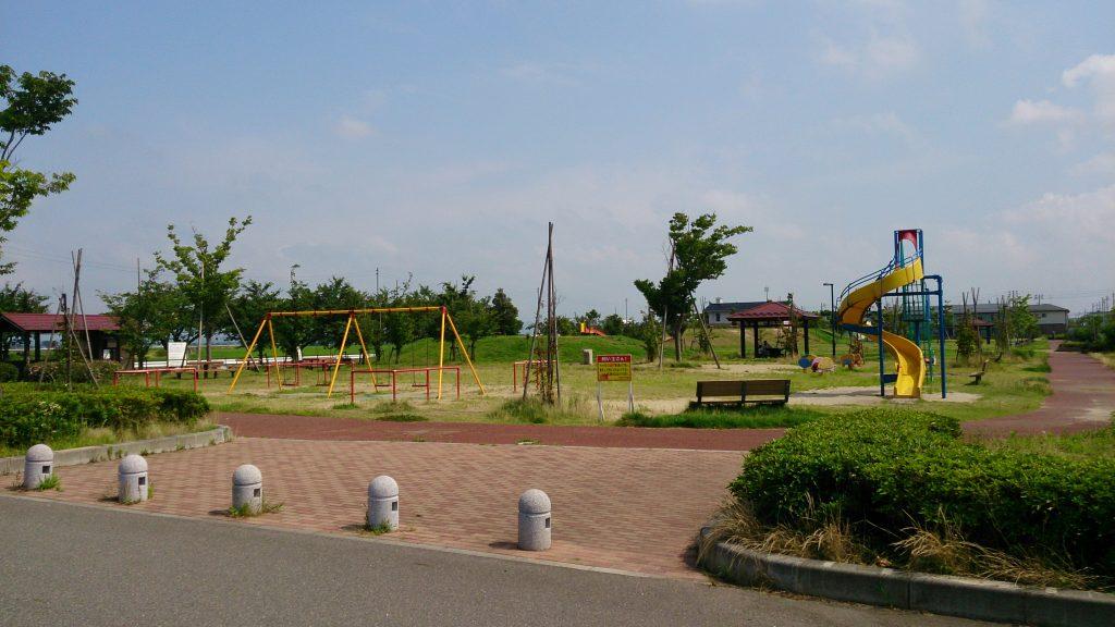 白根の公園