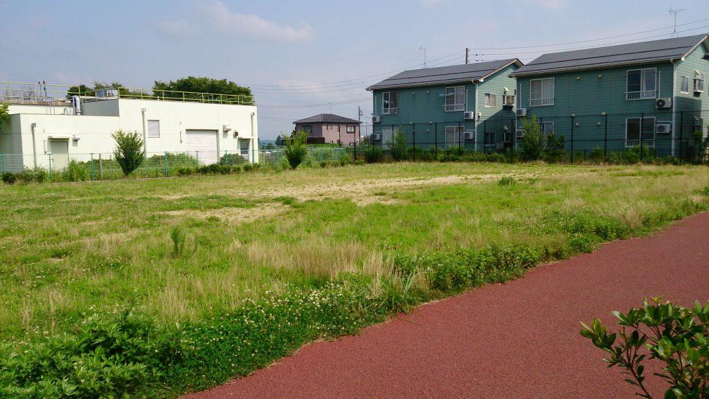 新潟市南区の公園