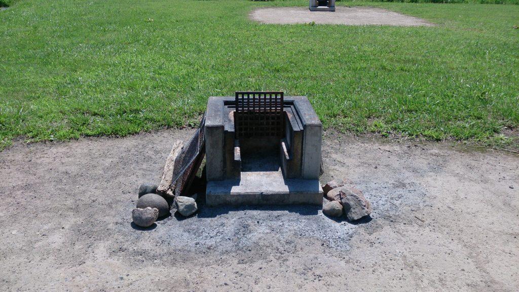 新潟市床固め公園
