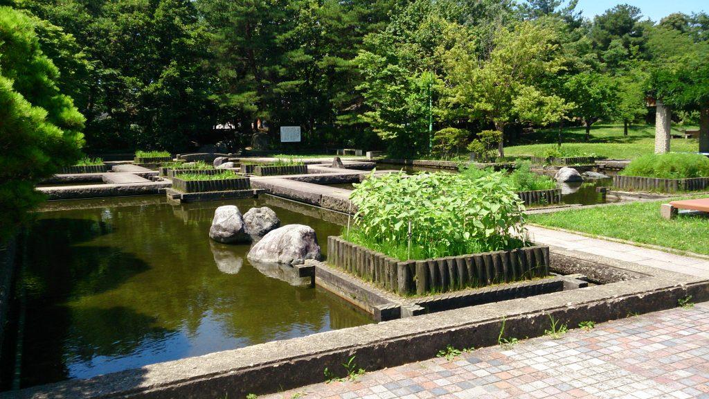 新潟市亀田公園