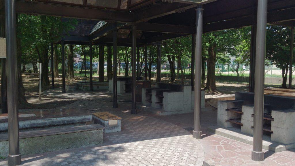 亀田公園バーベキュー