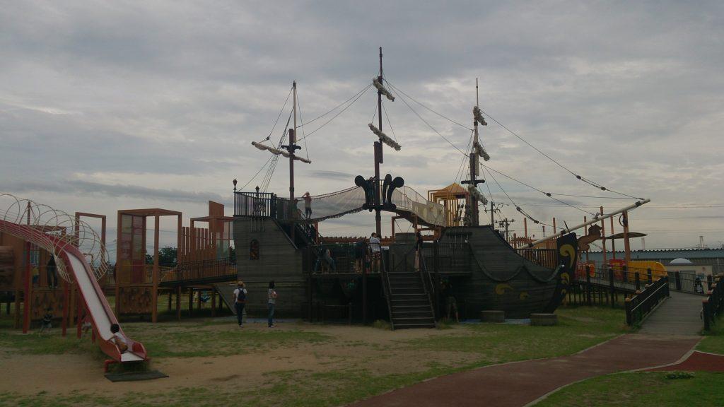 新潟市港ランド