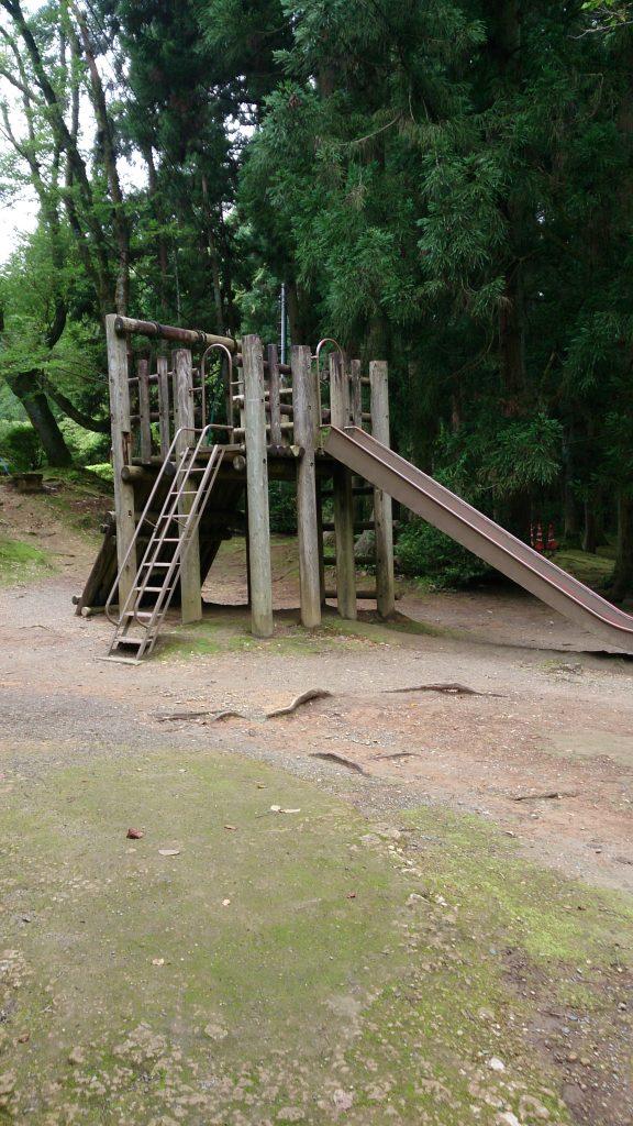 加茂山公園遊具
