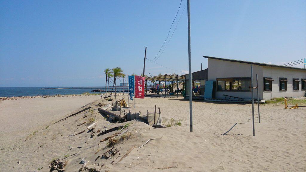 島見浜浜茶屋