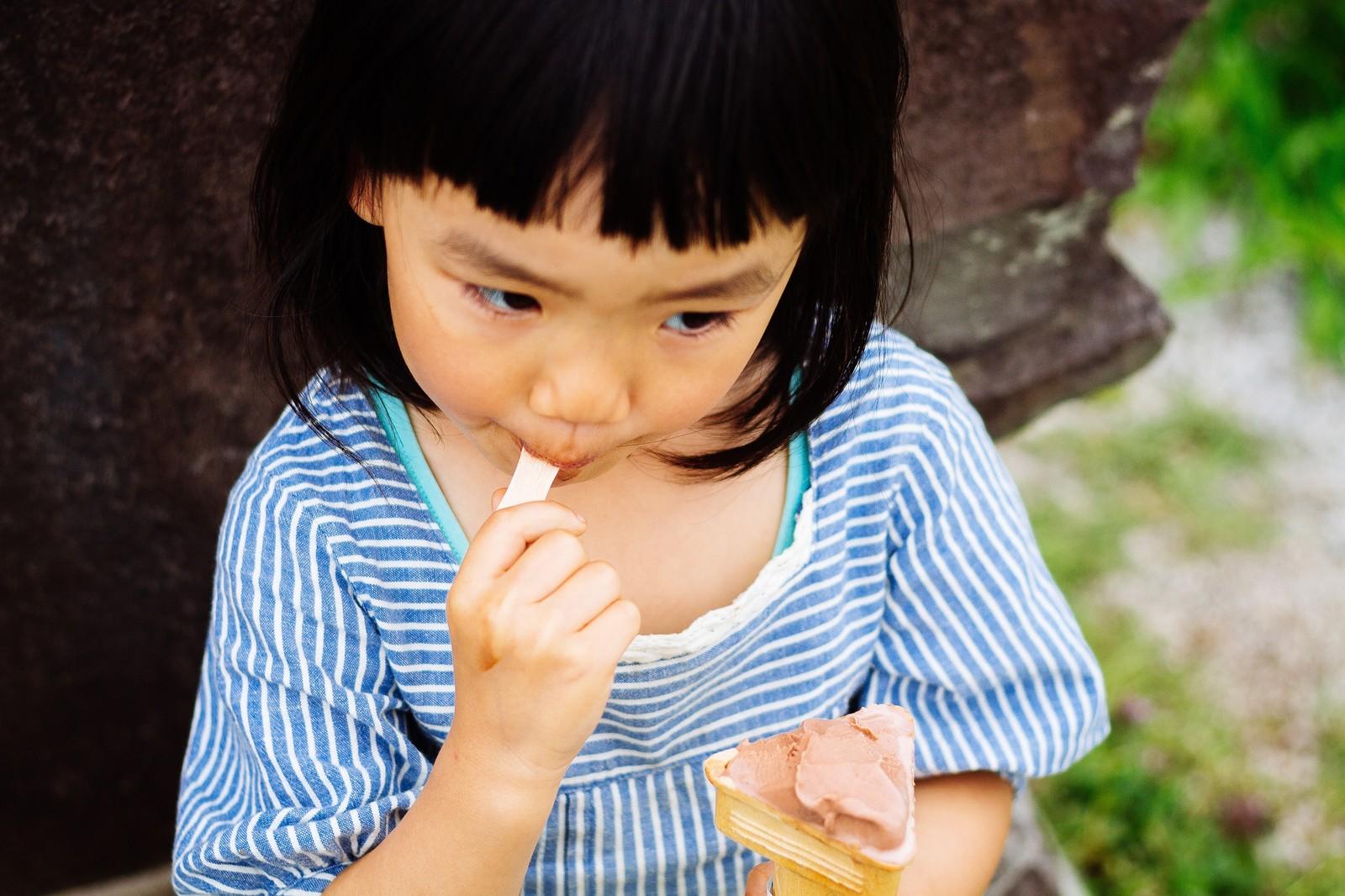 子供のビタミン