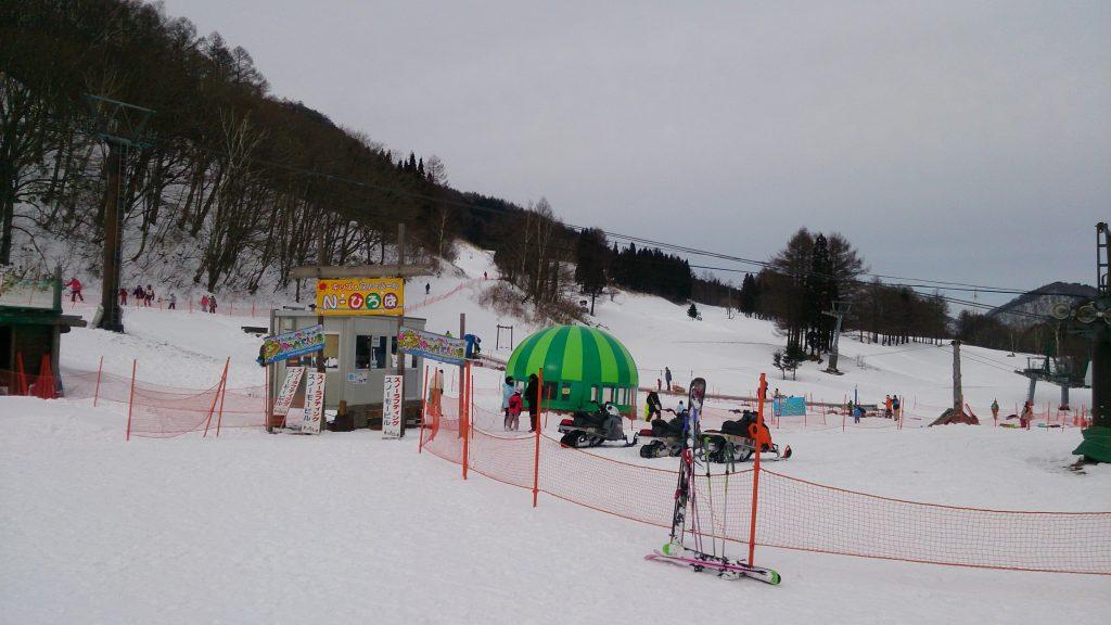 苗場スキー場スノーランド